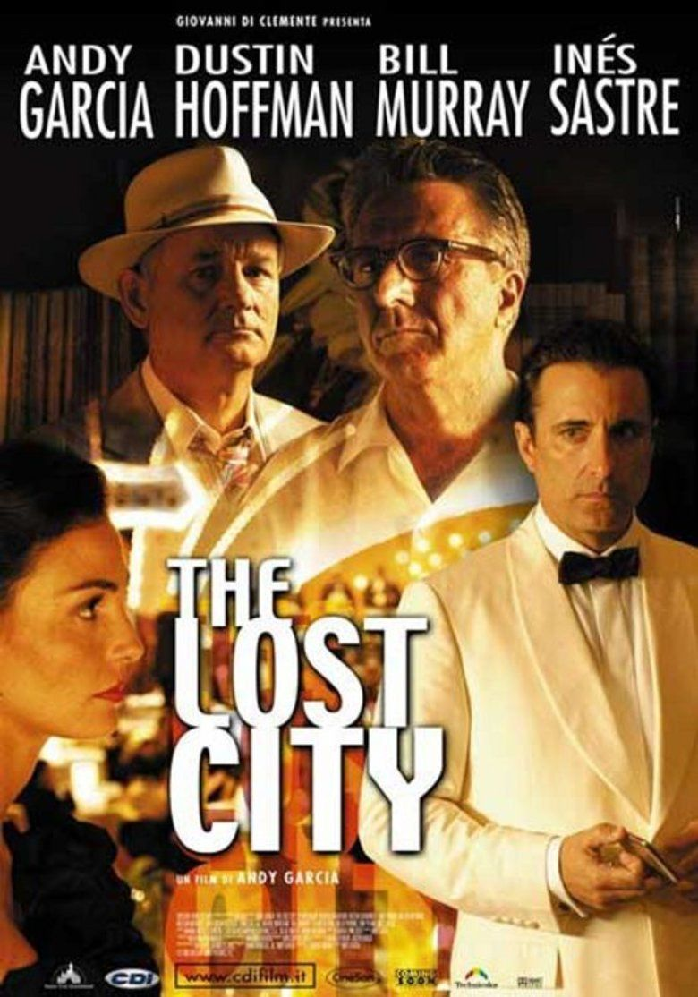 The Lost City (2005 film) movie poster