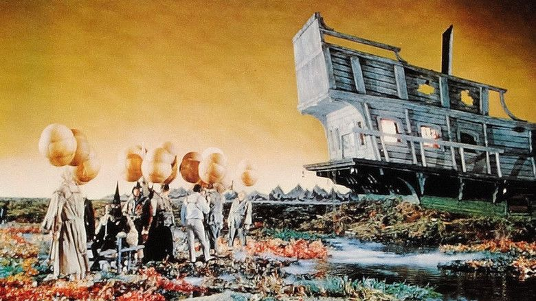 The Lost Continent (1968 film) movie scenes