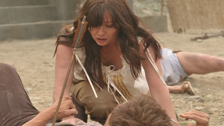 The Lost Treasure of the Grand Canyon movie scenes