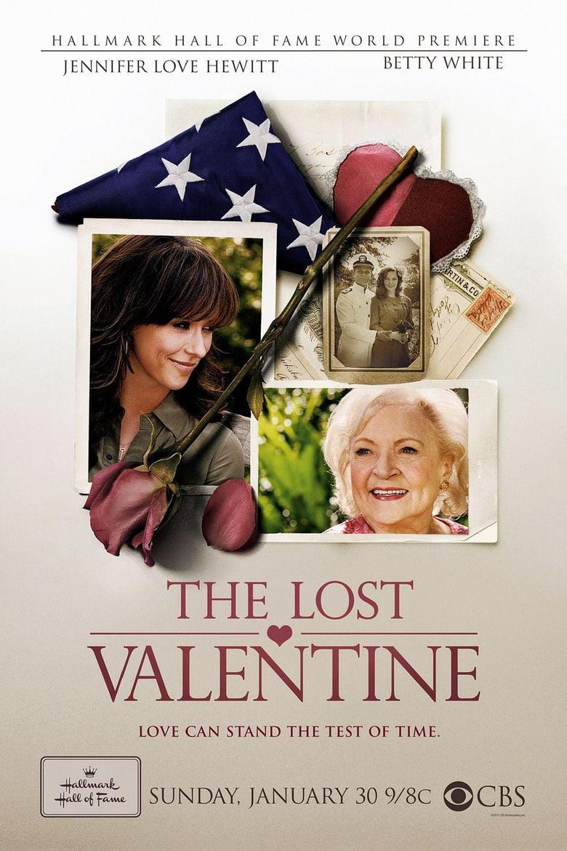 The Lost Valentine movie poster