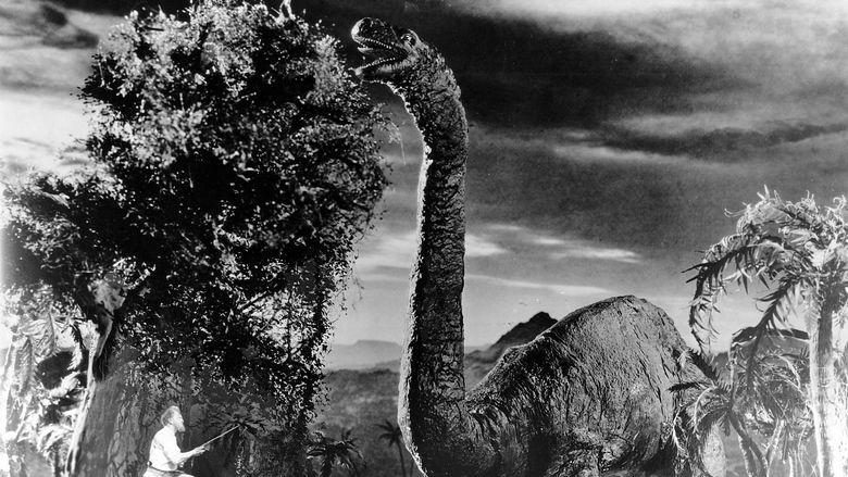 The Lost World (1925 film) movie scenes