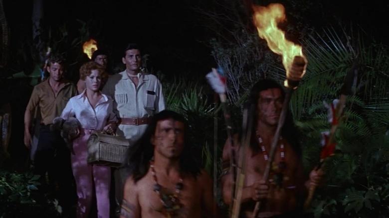 The Lost World (1960 film) movie scenes