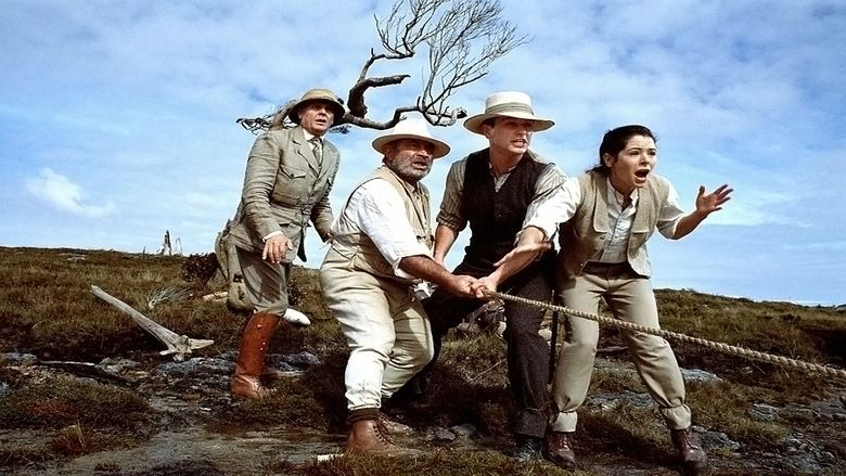 The Lost World 2001 film Alchetron the free social