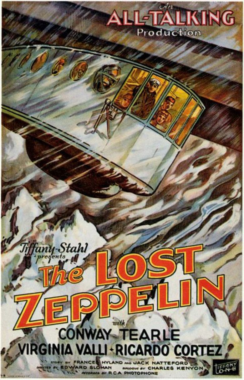 The Lost Zeppelin movie poster
