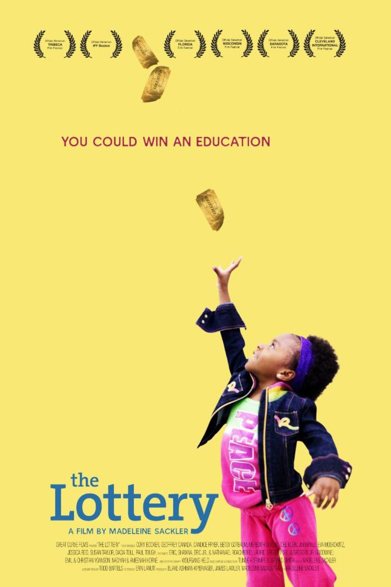 The Lottery (2010 film) movie poster