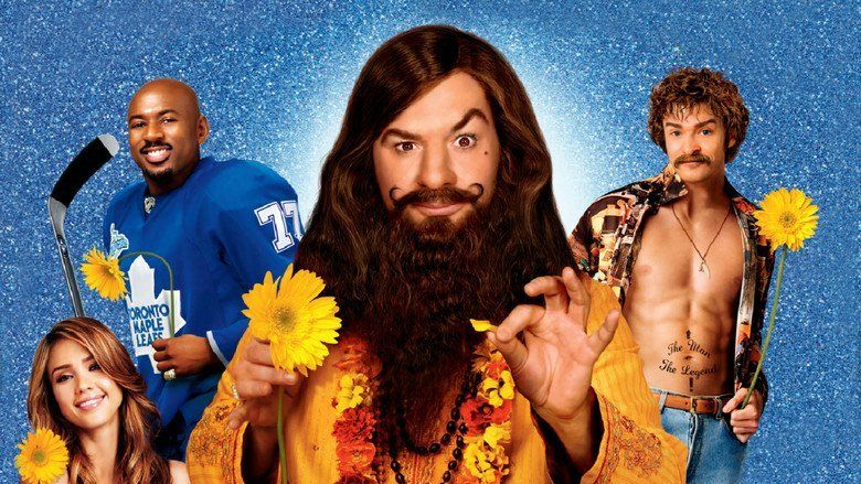 The Love Guru movie scenes