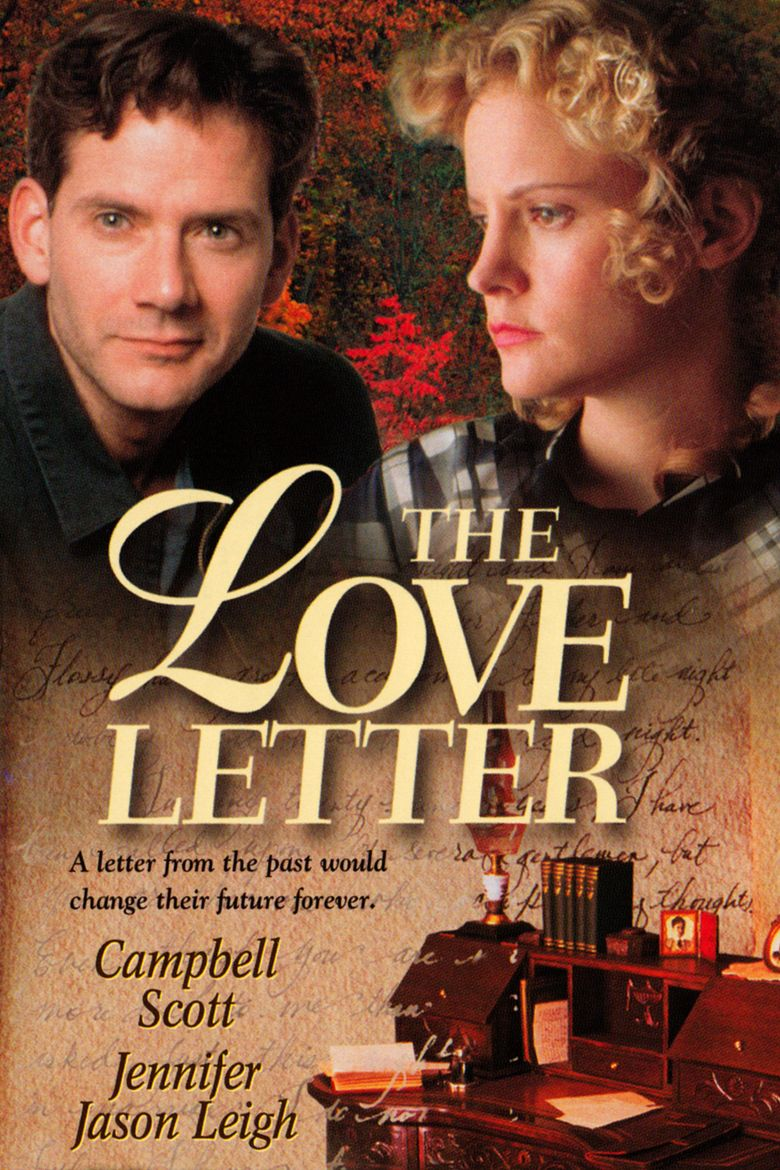 The Love Letter (1998 film) movie poster