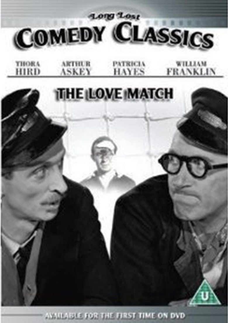 The Love Match movie poster