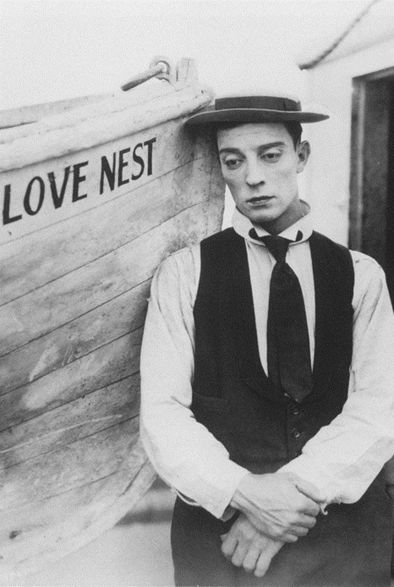 The Love Nest (1923 film) movie poster