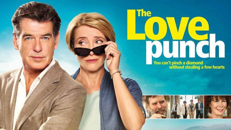 The Love Punch movie scenes