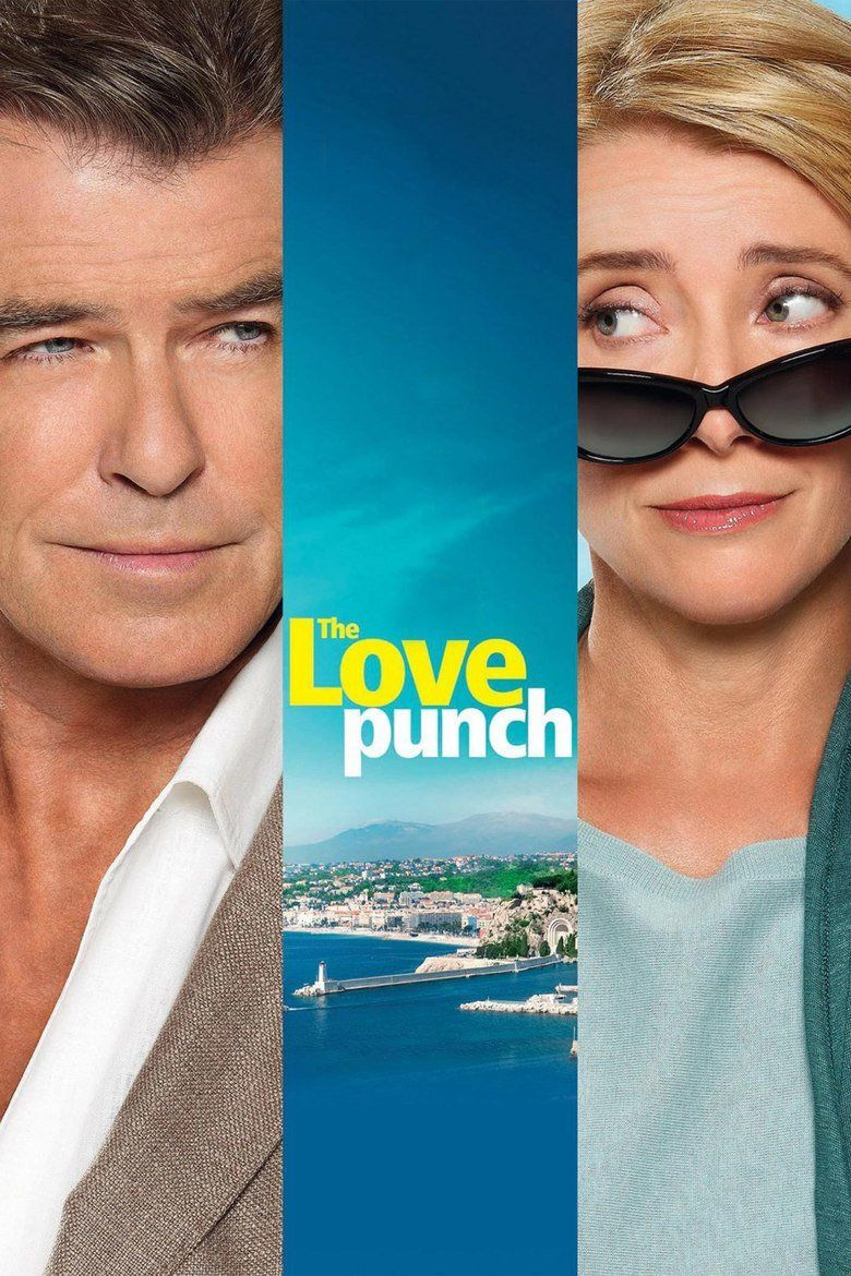 The Love Punch movie poster