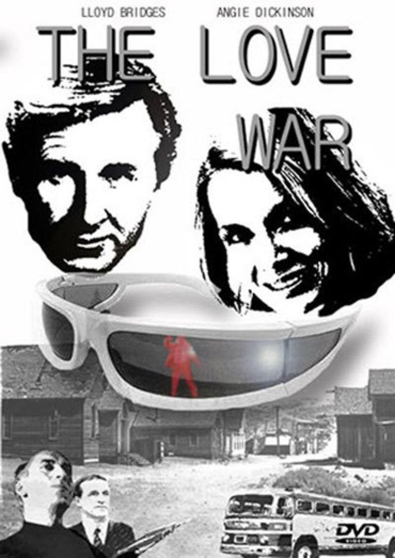 The Love War movie poster