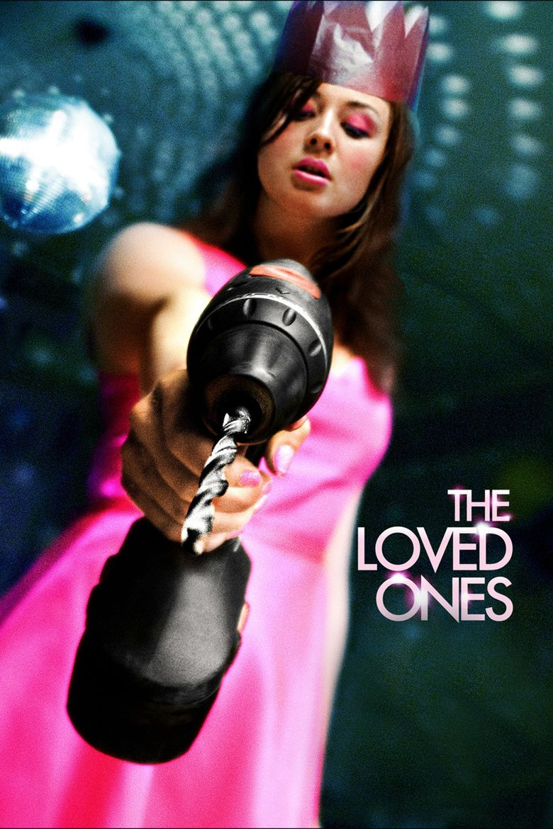 The Loved Ones (film) movie poster