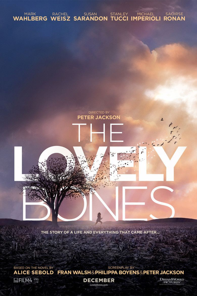 The Lovely Bones (film) movie poster