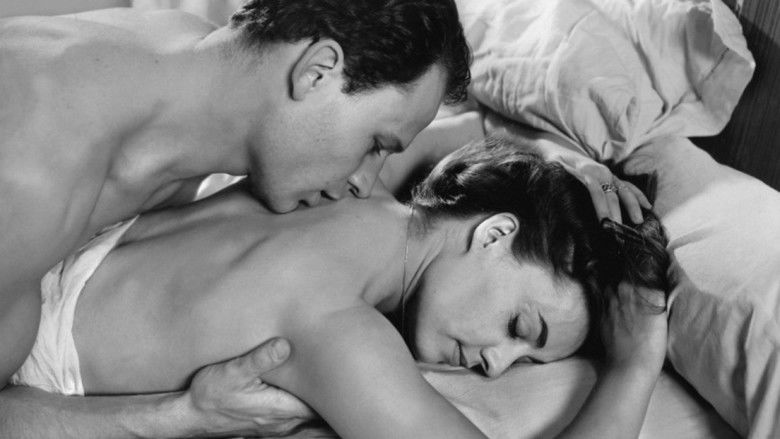 The Lovers (1958 film) movie scenes