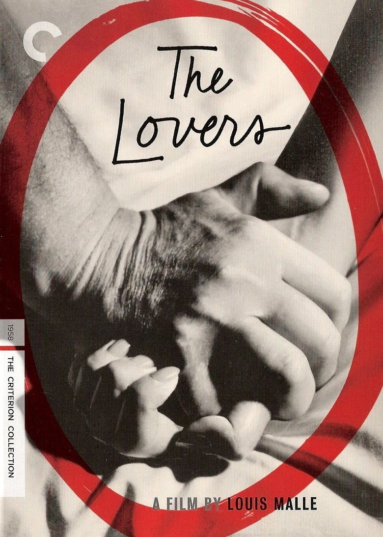 The Lovers (1958 film) movie poster