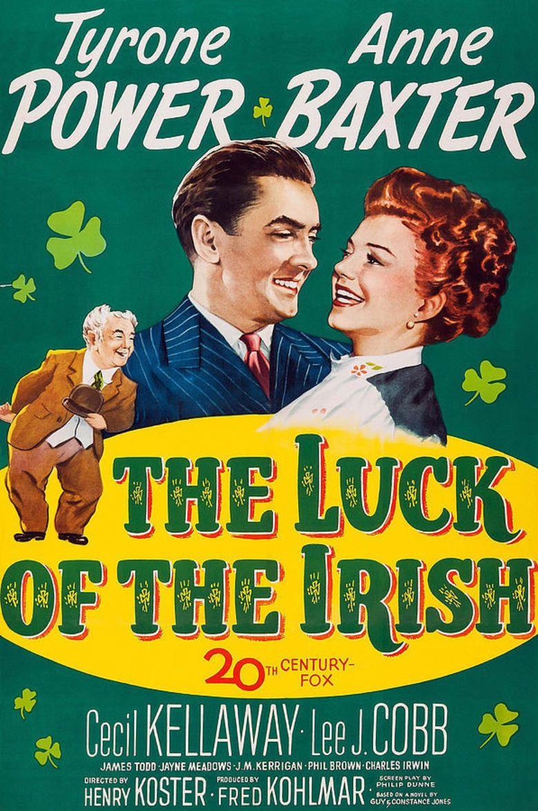 The Luck of the Irish (1948 film) movie poster