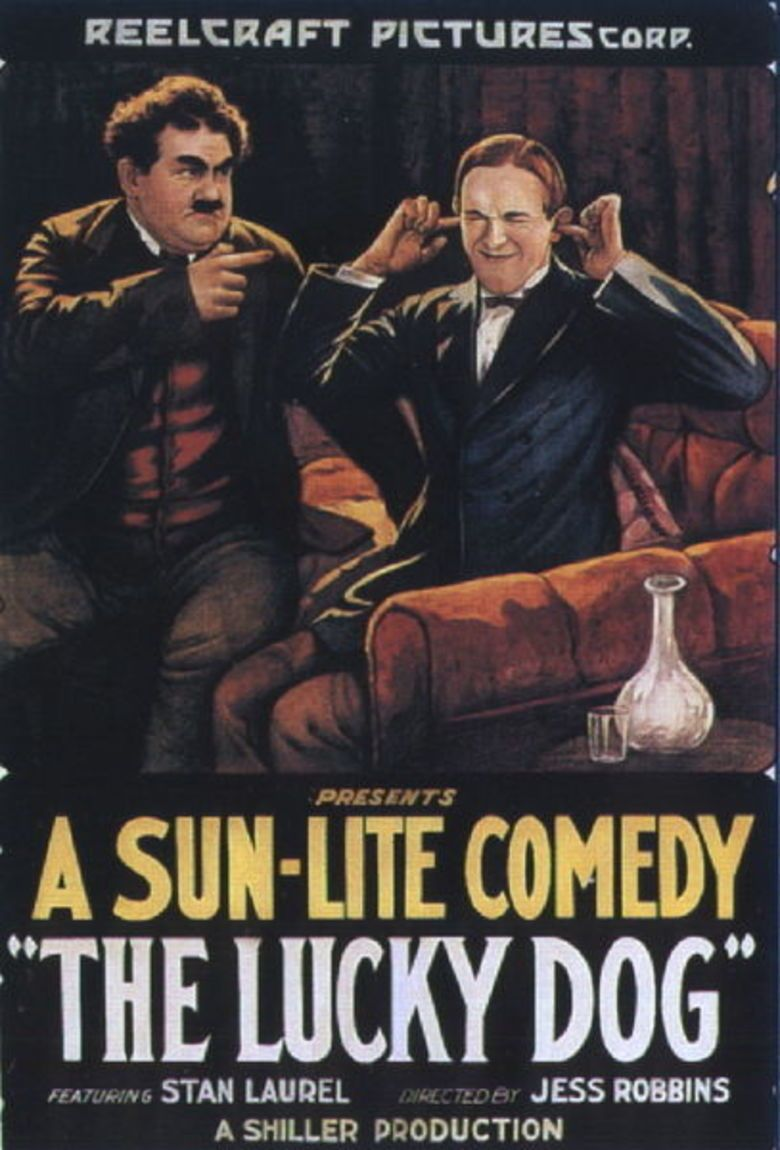 The Lucky Dog movie poster