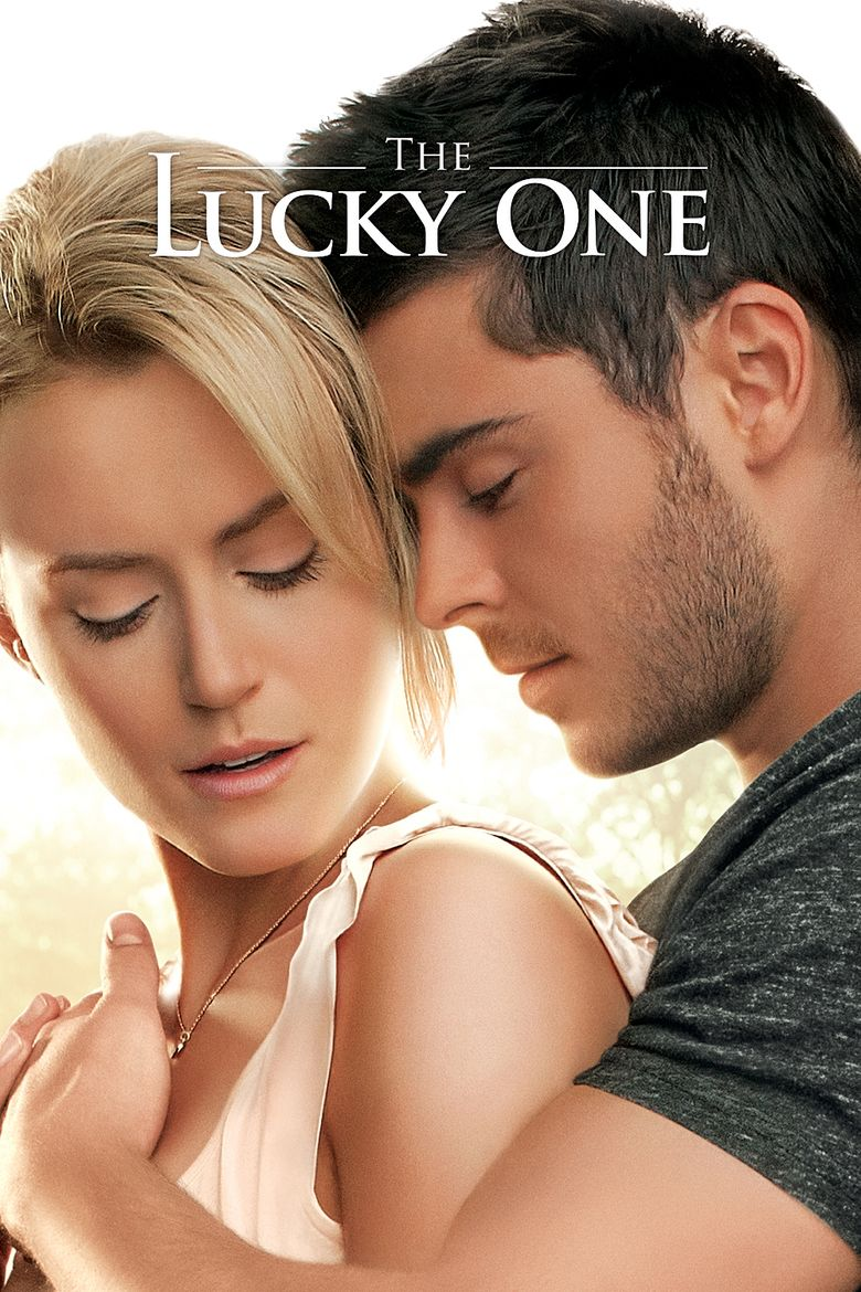 The Lucky One (film) movie poster