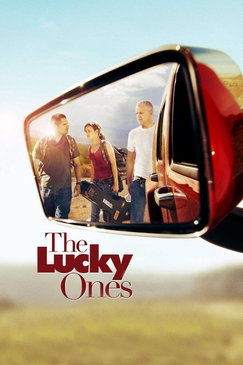The Lucky Ones (film) movie poster