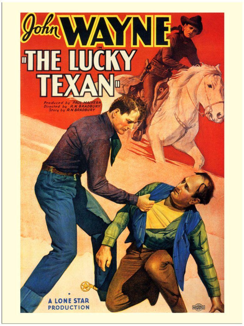 The Lucky Texan movie poster