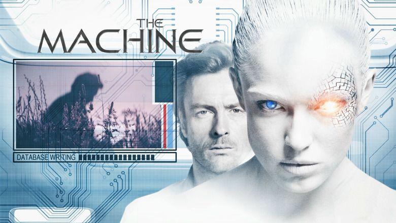 The Machine (film) movie scenes