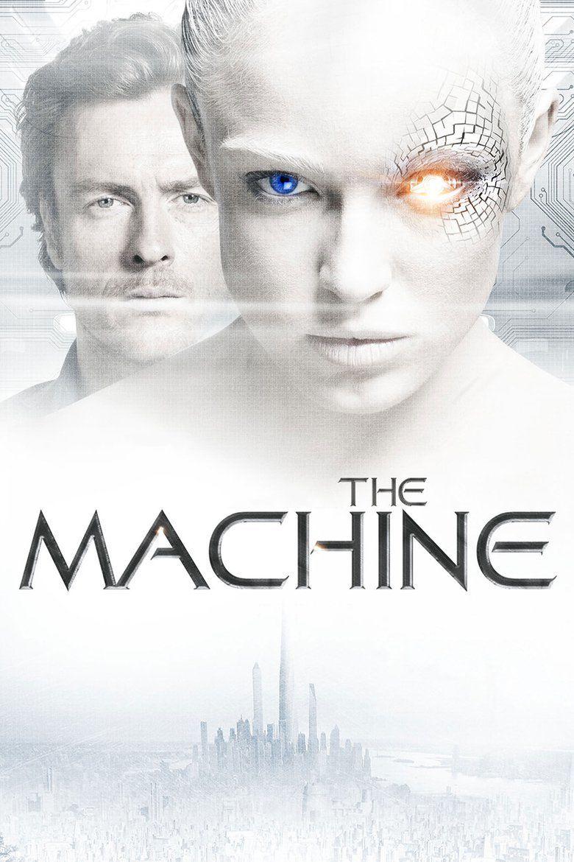 The Machine (film) movie poster