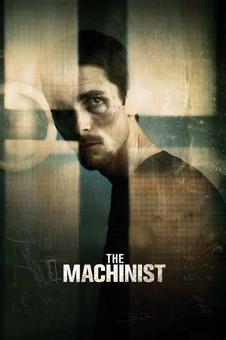 The Machinist movie poster