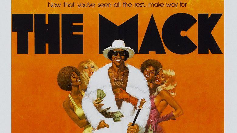 The Mack movie scenes