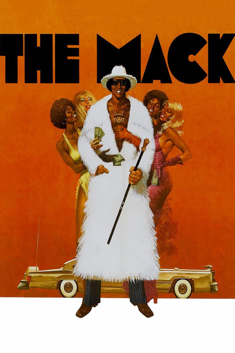The Mack movie poster
