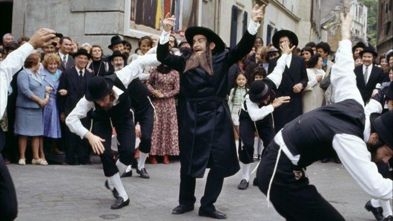 The Mad Adventures of Rabbi Jacob movie scenes