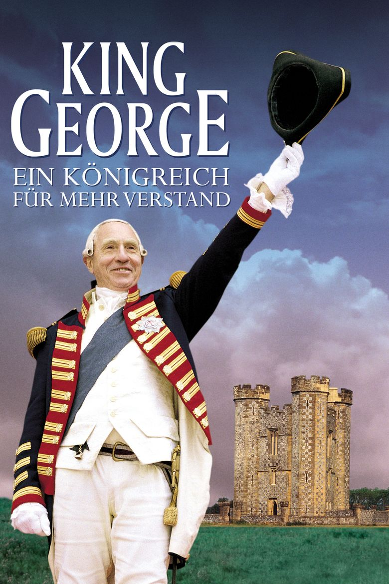 The Madness of King George movie poster