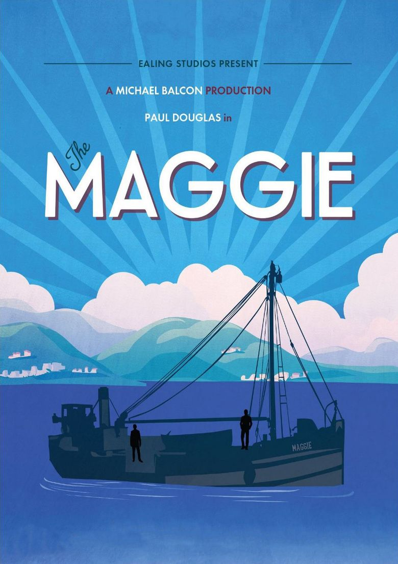 The Maggie movie poster