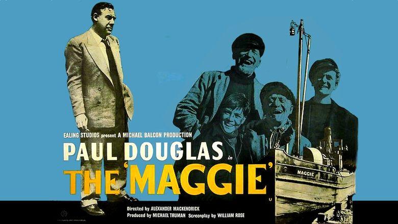 The Maggie movie scenes