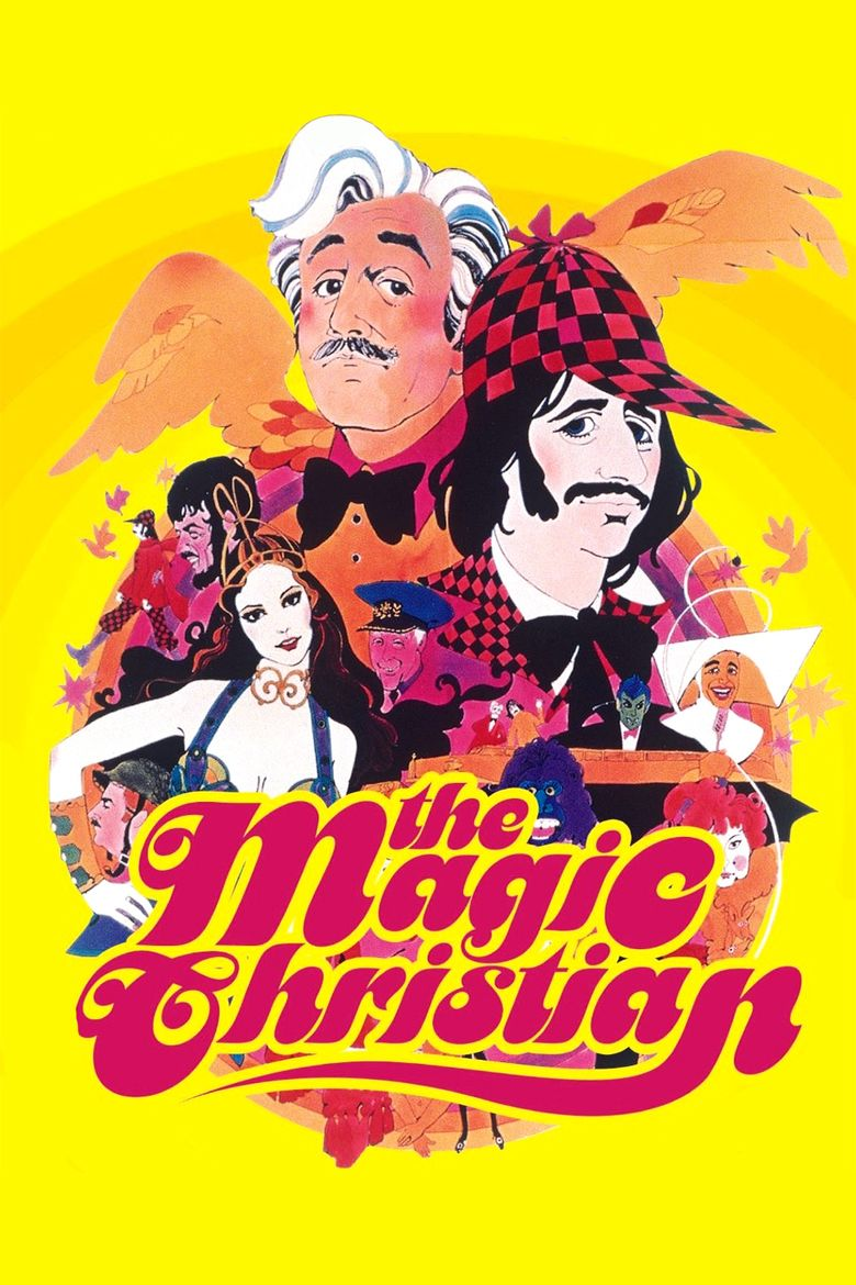 The Magic Christian (film) movie poster