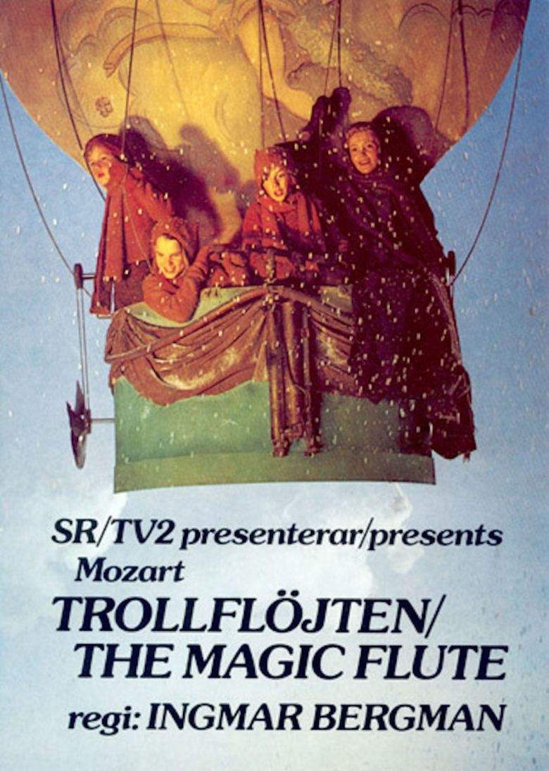 The Magic Flute (1975 film) movie poster