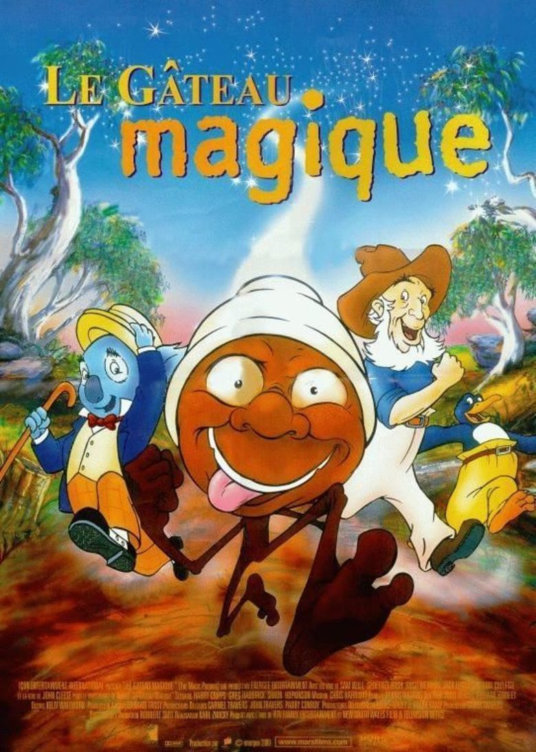 The Magic Pudding (film) movie poster