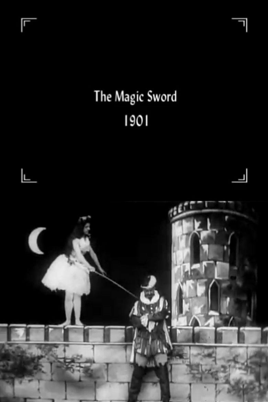 The Magic Sword (1901 film) movie poster