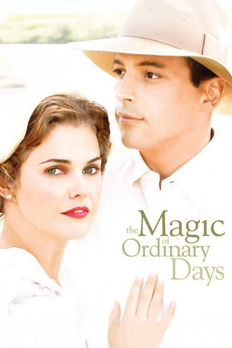 The Magic of Ordinary Days movie poster