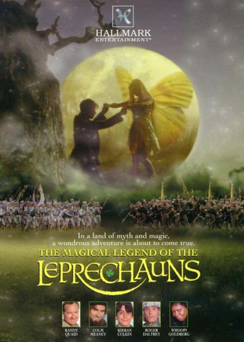 The Magical Legend of the Leprechauns movie poster