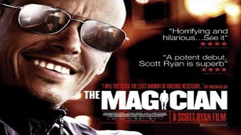 The Magician (2005 film) movie scenes