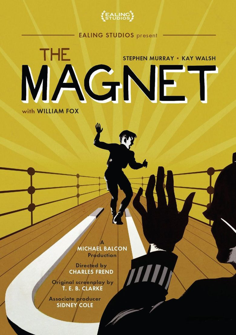 The Magnet (film) movie poster
