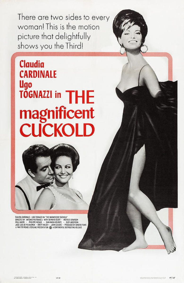 The Magnificent Cuckold movie poster