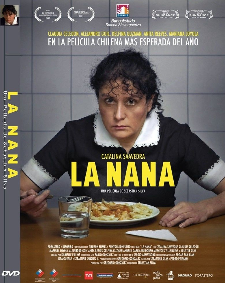 The Maid (2009 film) movie poster