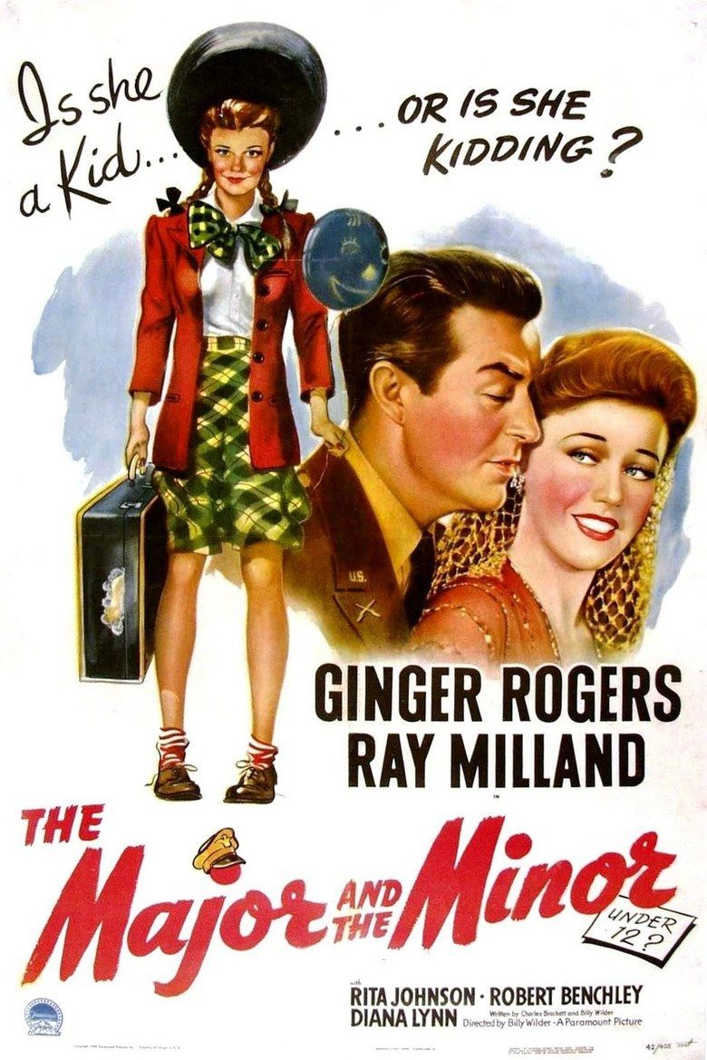The Major and the Minor movie poster