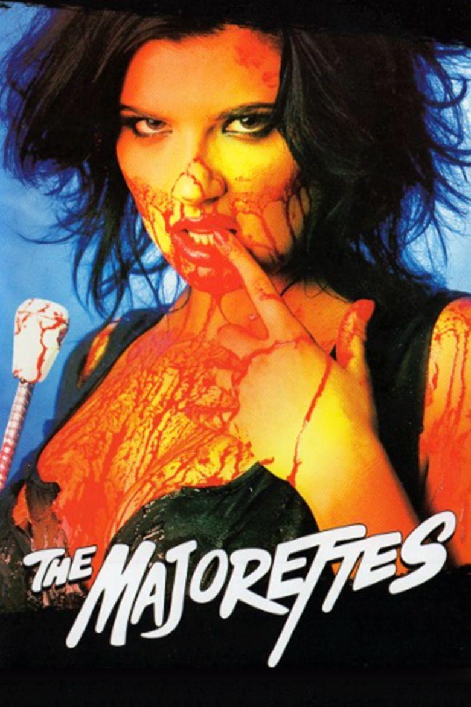 The Majorettes movie poster