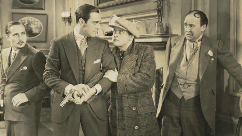 The Maltese Falcon (1931 film) movie scenes