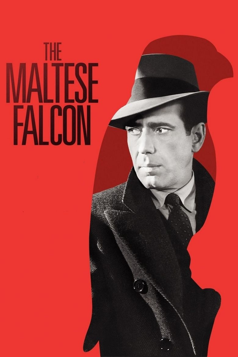 The Maltese Falcon (1941 film) movie poster