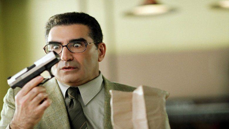 The Man (2005 film) movie scenes