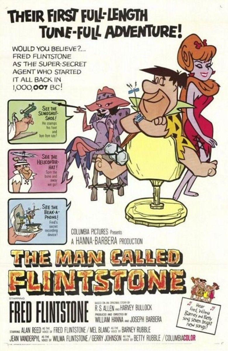 The Man Called Flintstone movie poster